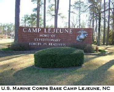 United States Marine Corps Base Camp Lejeune, NC